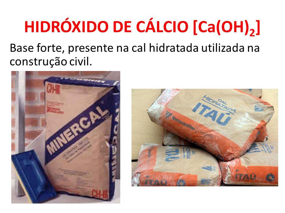 HIDRÓXIDO DE CÁLCIO [Ca(OH)2]